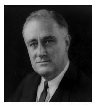 Picture Of Franklin Roosevelt