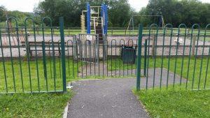 Oaklands Playground, Cilfynydd