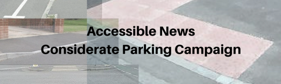 Considerate Parking Campaign Launches in Two Weeks