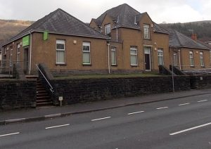 Mountain Ash Job Centre © http://www.geograph.org.uk/