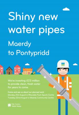 Welsh Water Leaflet