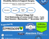 Next Session Wednesday 1st November 2017 in Hirwaun Village Hall (11am - 1pm)