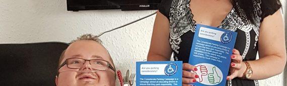 Vikki Howells Visits Accessible News