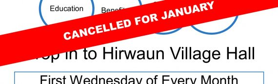 January's Empower Session CANCELLED