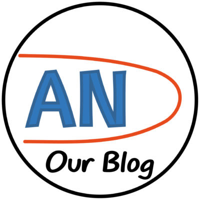 Accessible News our blog logo